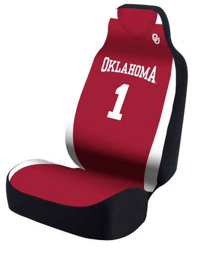 Oklahoma Sooners Universal Car Seat Cover| Coverking | USCSELA125
