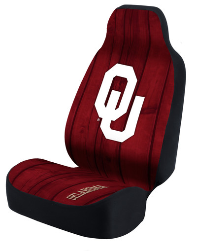 Oklahoma Sooners Universal Car Seat Cover| Coverking | USCSELA126