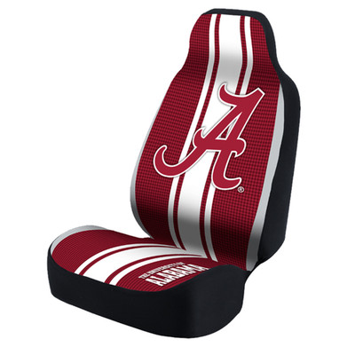 Alabama Crimson Tide Universal Car Seat Cover| Coverking | USCSELA075