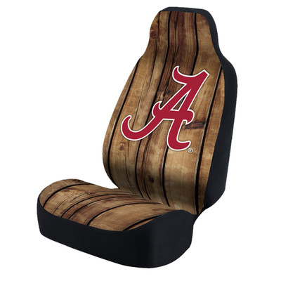 Alabama Crimson Tide Universal Car Seat Cover| Coverking | USCSELA077