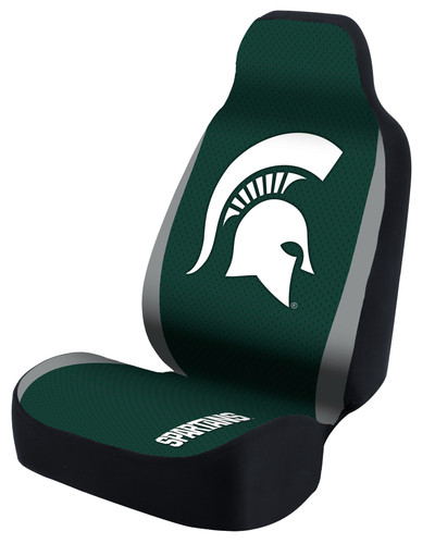 Michigan State Spartans Universal Car Seat Cover | Coverking | USCSELA144
