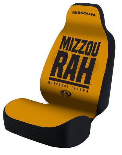 Missouri Tigers Universal Car Seat Cover| Coverking | USCSELA105