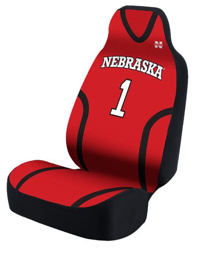 Nebraska Huskers Universal Car Seat Cover | Coverking | USCSELA102