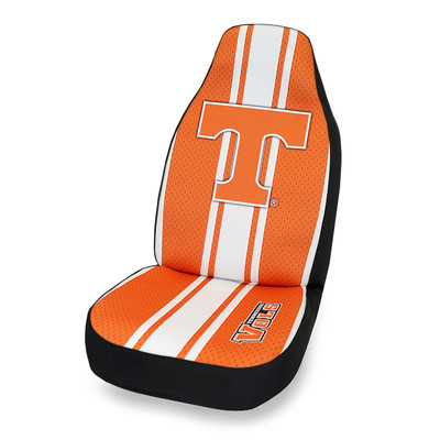 Tennessee Volunteers Universal Car Seat Cover Stripe | Coverking | USCSELA014
