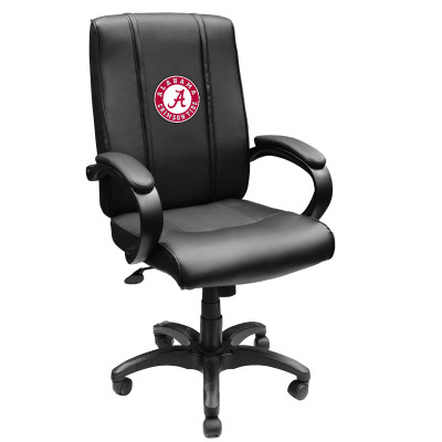 Alabama Crimson Tide Collegiate Office Chair 1000 | Dreamseat | XZOC1000-PSCOL12070