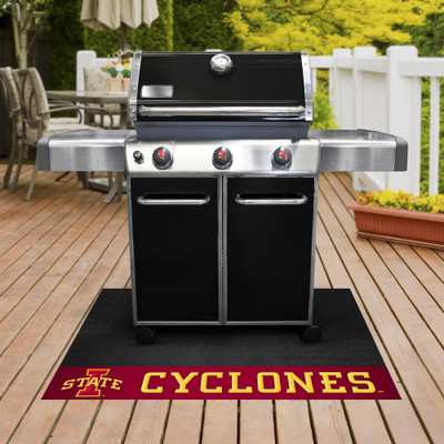 Iowa State Cyclones Grill Mat | Fanmats | 13321