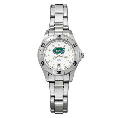 Florida Gators Women's All-Pro Women's Chrome Watch   Logo Art   UFL154