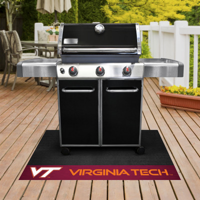 Virginia Tech Hokies Grill Mat | Fanmats | 12135