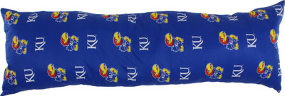 Kansas Jayhawks Body Pillow | College Covers | KANDP60