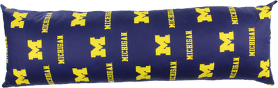 Michigan Wolverines Body Pillow | College Covers | MICDP60
