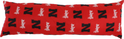 Nebraska Huskers Body Pillow | College Covers | NEBDP60