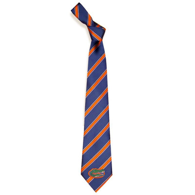 Florida Gators Woven Poly Tie | Eagles Wings | 6203