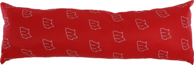 Wisconsin Badgers Body Pillow | College Covers | WISDP60