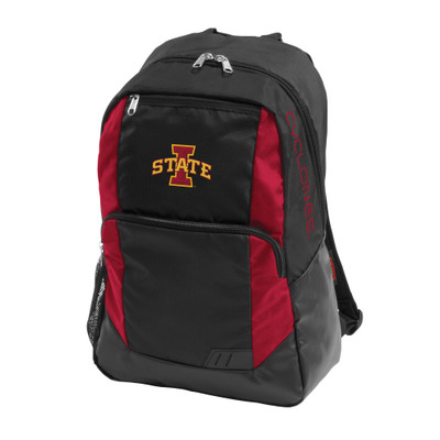 Iowa State Cyclones Closer Backpack  | Logo Chair | 156-86