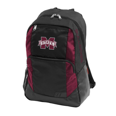 Mississippi State Bulldogs Closer Backpack | Logo Chair | 177-86