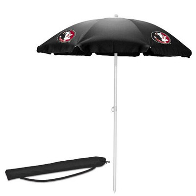 FSU Seminoles Beach Umbrella | Picnic Time | 822-00-179-174-0