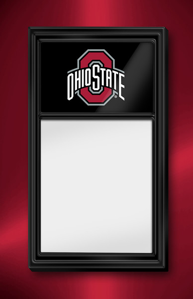 Ohio State Buckeyes Team Board Whiteboard-Logo | Grimm Industries | OS-610-01
