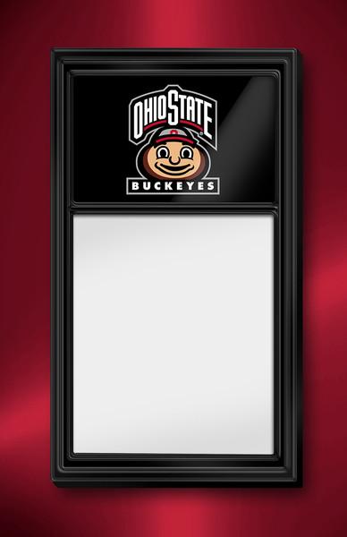 Ohio State Buckeyes Team Board Whiteboard-Brutus | Grimm Industries | OS-610-02