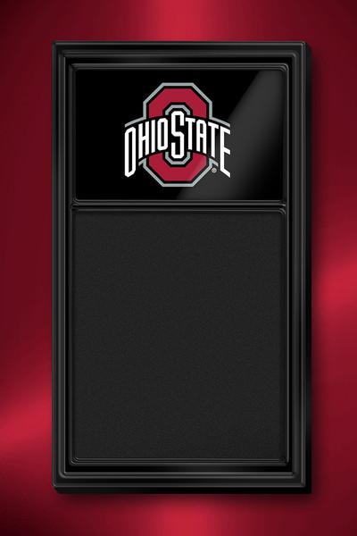 Ohio State Buckeyes Team Board Chalkboard-Primary Logo| Grimm Industries | OS-620-01
