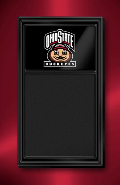Ohio State Buckeyes Team Board Chalkboard-Brutus | Grimm Industries | OS-620-02