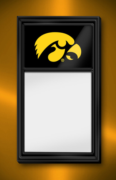 Iowa Hawkeyes Team Board Whiteboard-Tigerhawk | Grimm Industries | IA-610-01