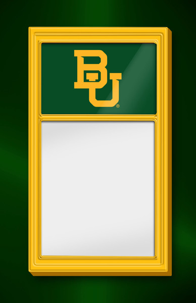 Baylor Bears Team Board Whiteboard - Logo | Grimm Industries | BA-610-01