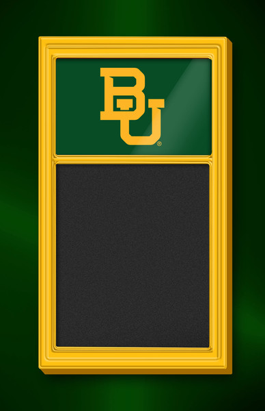 Baylor Bears Team Board Chalkboard-Logo | Grimm Industries | BA-620-01