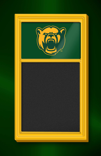 Baylor Bears Team Board Chalkboard-Bear | Grimm Industries | BA-620-02
