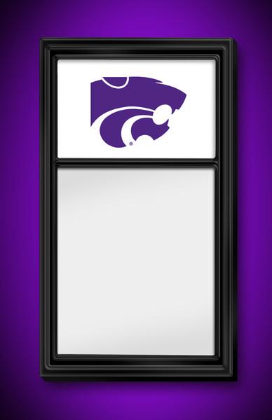 Kansas State Wildcats Team Board Whiteboard Logo | Grimm Industries | KS-610-01