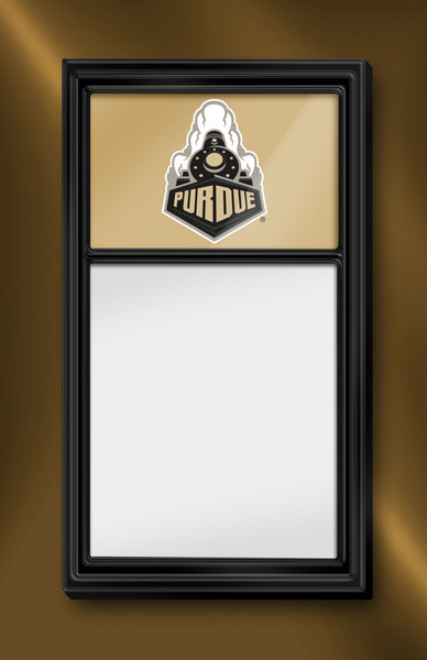 Purdue Boilermakers Team Board Whiteboard-Train-Gold | Grimm Industries | PU-610-03
