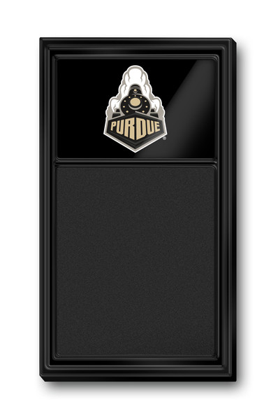 Purdue Boilermakers Team Board Chalkboard-Train-Black | Grimm Industries | PU-620-04