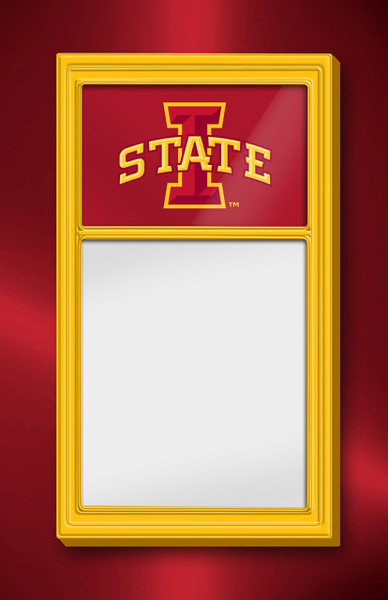 Iowa State Cyclones Team Board Whiteboard | Grimm Industries | IS-610-01