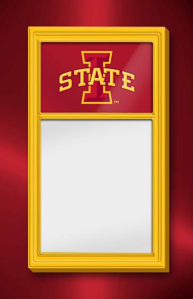 Iowa State Cyclones Team Board Whiteboard | Grimm Industries | IS-610-01