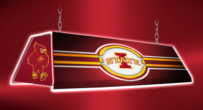 "Iowa State Cyclones 46"" Edge Glow Pool Table Light 