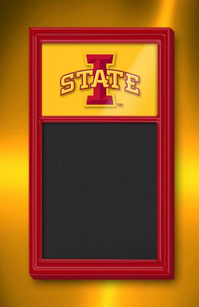 Iowa State Cyclones Team Board Chalkboard| Grimm Industries | IS-620-02