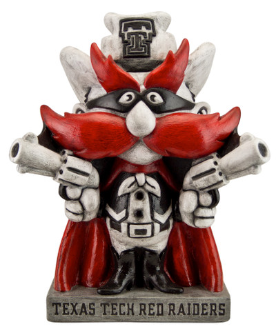 Texas Tech Raiders Mascot Garden Statue | Stonecasters | 2941HT