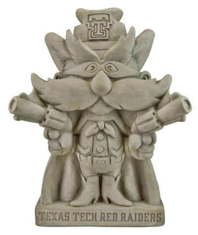 Texas Tech Raiders Vintage Mascot Garden Statue | Stonecasters | 2941TR