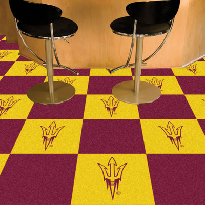 Arizona State Sun Devils Carpet Tiles | Fanmats | 20650