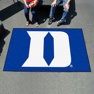 Duke Blue Devils Tailgate Mat Rug | Fanmats | 19585