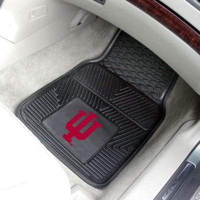 Indiana Hoosiers Heavy Duty Car Mats | Fanmats | 8995
