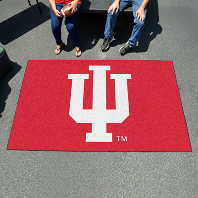 Indiana Hoosiers Tailgate Mat Rug   Fanmats   1810