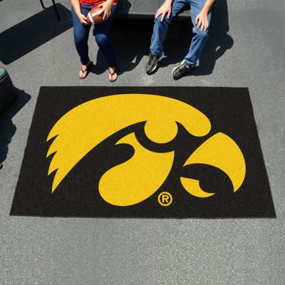 Iowa Hawkeyes Tailgate Mat Rug | Fanmats | 3897