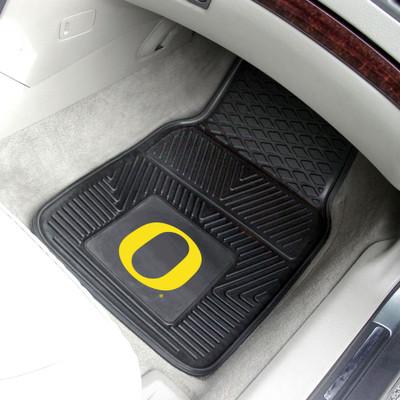 Oregon Ducks Heavy Duty Car Mats | Fanmats | 9557