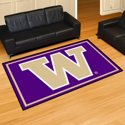 Washington Huskies Area Rug 5' x 8' | Fanmats | 6784