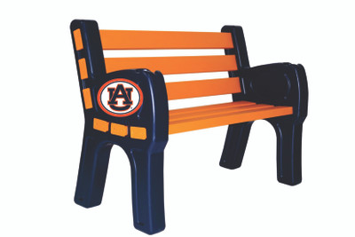 Auburn Tigers Park Bench   Imperial  388-3002