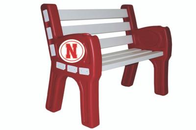 Nebraska Huskers Park Bench | Imperial | 388-3010