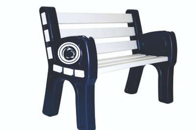 Penn State Nittany Lions Park Bench | Imperial | 388-3017