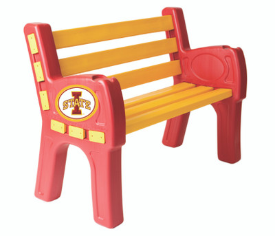 Iowa State Cyclones Park Bench   Imperial   388-3024