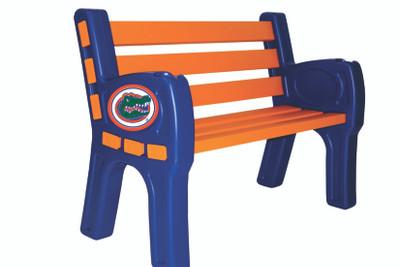 Florida Gators Park Bench   Imperial   388-3026