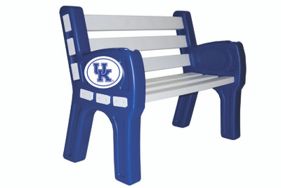 Kentucky Wildcats Park Bench   Imperial   388-3032